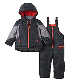 Carter's® Baby Boys' 2-Piece Snowsuit