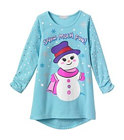 Komar Kids® Girls' 4-16 Snow Much Fun Nightgown