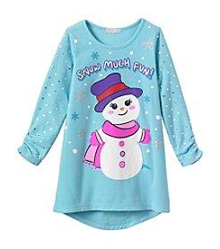Komar Kids® Girls' 4-16 Snow Much Fun Nightgown
