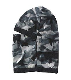 Statements Boys' 4-18 Warm Printed Fleece Balaklava