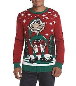 RETROFIT® Men's Elf In A Box Sweater
