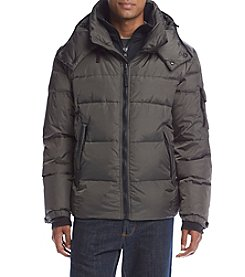 S13 Men's Matte Downhill Quilted Down Puffer Jacket