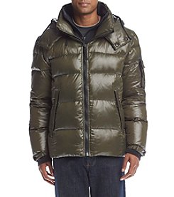 S13 Men's Downhill Quilted Gloss Down Puffer Jacket