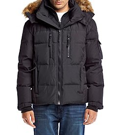 S13 Men's Tundra Quilted Microtech Down Jacket