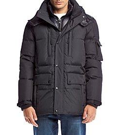 S13 Men's Tahoe Microtech Hooded Down Jacket