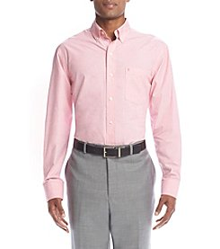 Izod® Men's Button Down Essential Woven Shirt