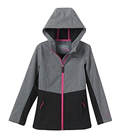 Hawke & Co. Girls' 7-16 Softshell Jacket