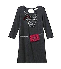 Jessica Simpson Girls' 7-16 Enya Fancy Purse Dress