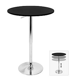 Lumisource® Elia Adjustable Bar Table