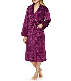 Aria® Plush Chenille Robe