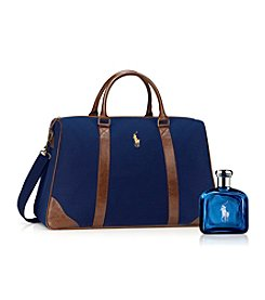 Ralph Lauren® Polo Blue Eau De Toilette And Duffle Bag Set
