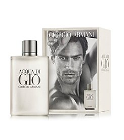 Giorgio Armani® Acqua Di Gio Limited Edition 6.7-Oz Jumbo Size Eau De Toilette (A $170 Value)