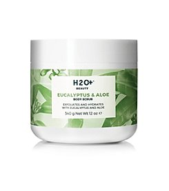 H2O Plus Eucalyptus & Aloe Body Scrub