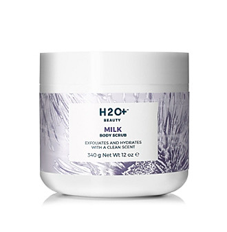 H2O Plus Milk Body Scrub plus size,  plus size fashion plus size appare