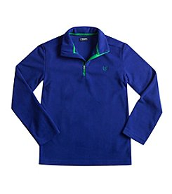 Chaps® Boys' 2T-7 1/4-Zip Fleece Pullover