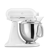 KitchenAid® Artisan® 5-qt. Stand Mixer + Free Food Grinder Attachment