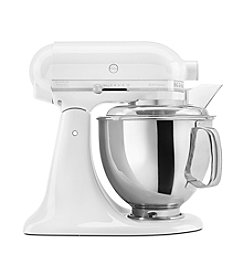 KitchenAid® Artisan® 5-qt. Stand Mixer + FREE Grinder or Shredder see offer details