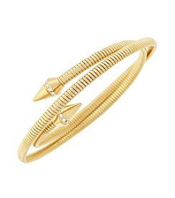 Vince Camuto® Coil Bracelet With Cone End Caps