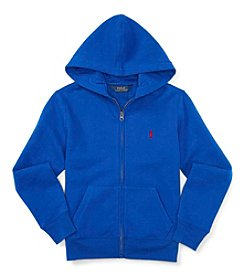 Polo Ralph Lauren® Boys' 2T-7 Full- Zip Hoodie