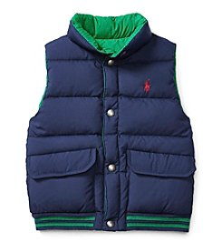 Polo Ralph Lauren® Boys' 2T-7 Elmwood Reversible Vest