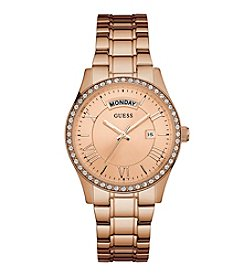GUESS Women's Classic Style Dress Watch