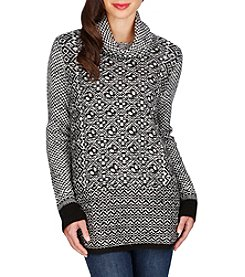 Lucky Brand ® Side Zip Sweater