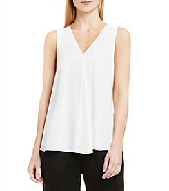 Vince Camuto® Drape Front Tank