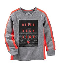 OshKosh B'Gosh® Boys' 4-7 Never Back Down Tee