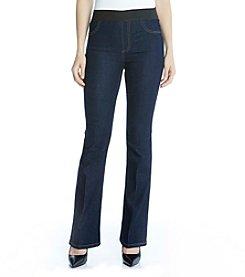 Karen Kane® Dark Wash Bootcut Jeans