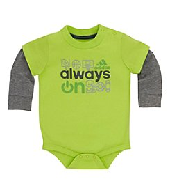 adidas® Baby Boys' Always On Bodysuit