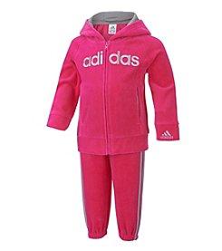 adidas® Baby Girls' 2-Piece Victory Jacket Set