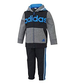 adidas® Baby Boys' 2-Piece Warm Up Set