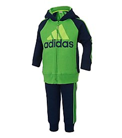 adidas® Baby Boys' 2-Piece Sideline Jacket Set