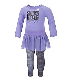 adidas® Baby Girls' 2-Piece Super Star Skegging Set