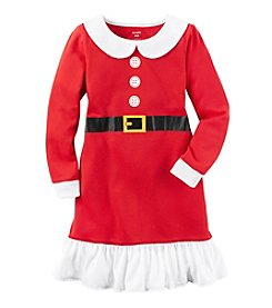 Carter's® Girls' 4-14 Mrs. Claus Nightgown