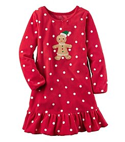 Carter's® Girls' 4-14 Gingerbread Nightgown