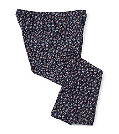 Polo Ralph Lauren Girls' 2T-6X Floral Leggings