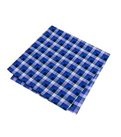 Tommy Hilfiger® Buffalo Plaid Pocket Square