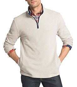 Izod® Men's 1/4 Zip Sweater Fleece