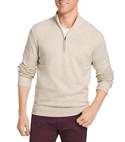 Izod® Men's Saltwater Marled 1/4 Zip Sweater