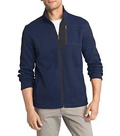 Izod® Men's Shaker Full Zip Fleece