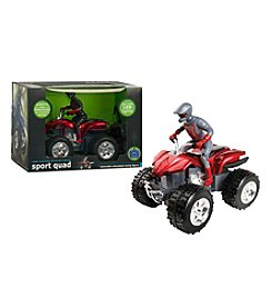 Black Series RC Sport Quad Atv Car