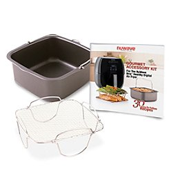 NuWave® Air Fryer Accesory Pack with Cookbook
