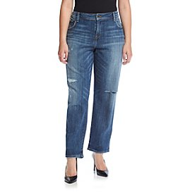Lucky Brand® Plus Size Reese Boyfriend Jeans