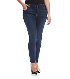 Lucky Brand® Plus Size Ginger Skinny Jeans