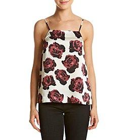 Kensie® Romantic Roses Tank
