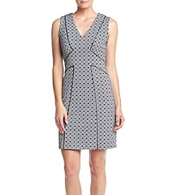 Adrianna Papell® Seamed Sheath Dress