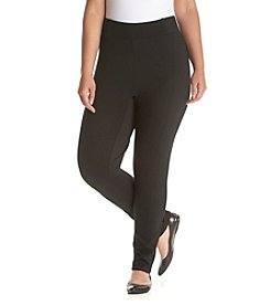 Jones New York® Plus Size Seamed Compression Pants
