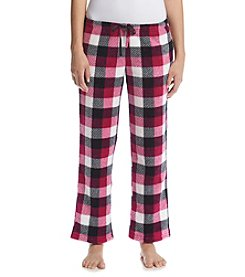 PJ Couture® Printed Fleece Pajama Pants