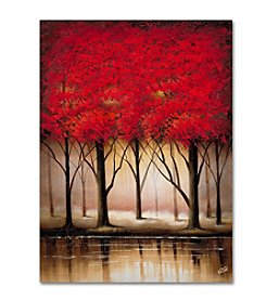 Trademark Fine Art Rio 'Italian Afternoon' Canvas Art